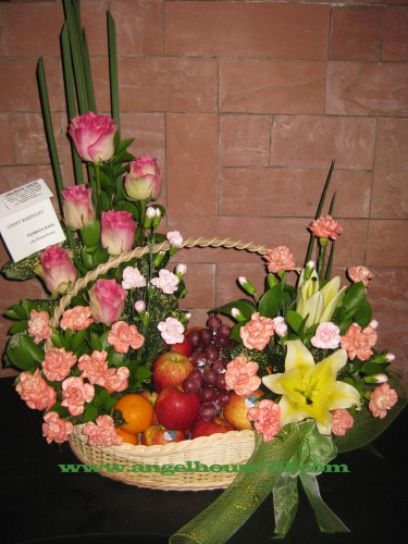 Rangkaian Bunga Dan Buah Jakarta Barat Gift Flower Parcel Bunga