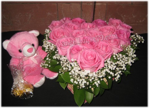 Toko Bunga Valentine Alam Sutera Serpong Bsd Karawaci